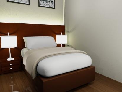 guest room  design