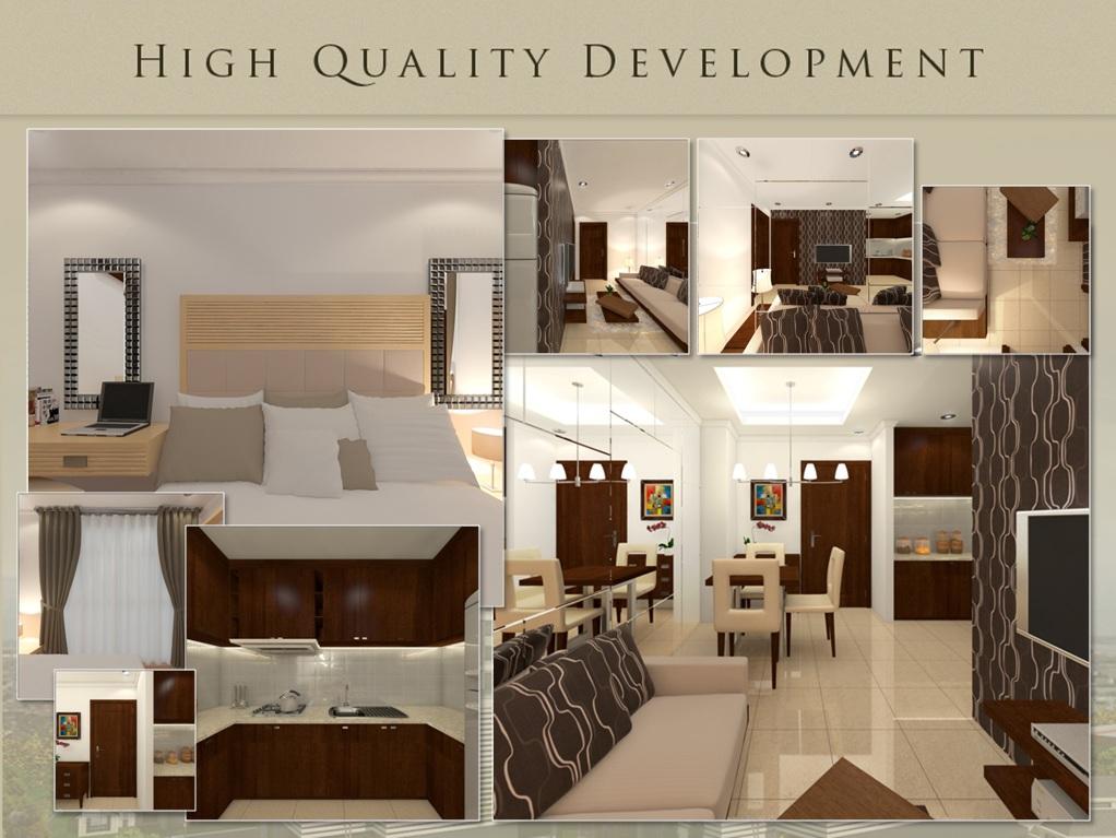 One Pavilion Place room