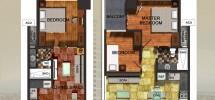 One Pavilion Place room plan