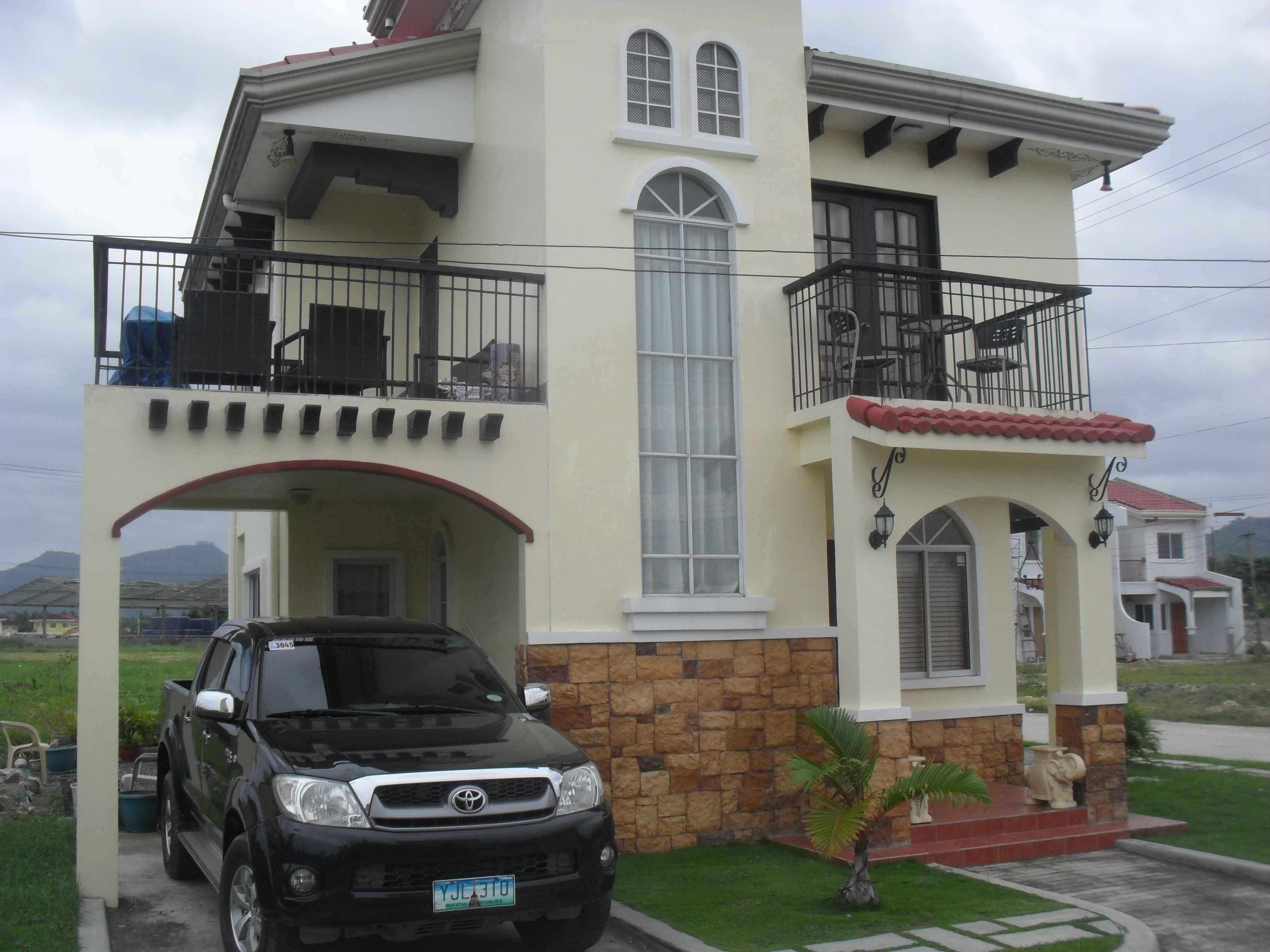 Two-Storey Single Detach Home  ( Cappricio Grande model )