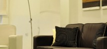 Four Bedroom  Penthouse Living Area