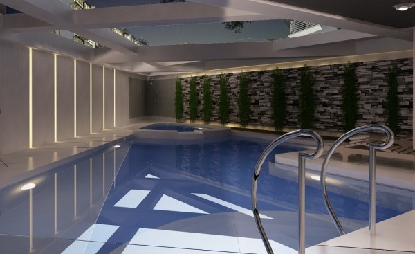 Tribeca Grand Tower Pool
