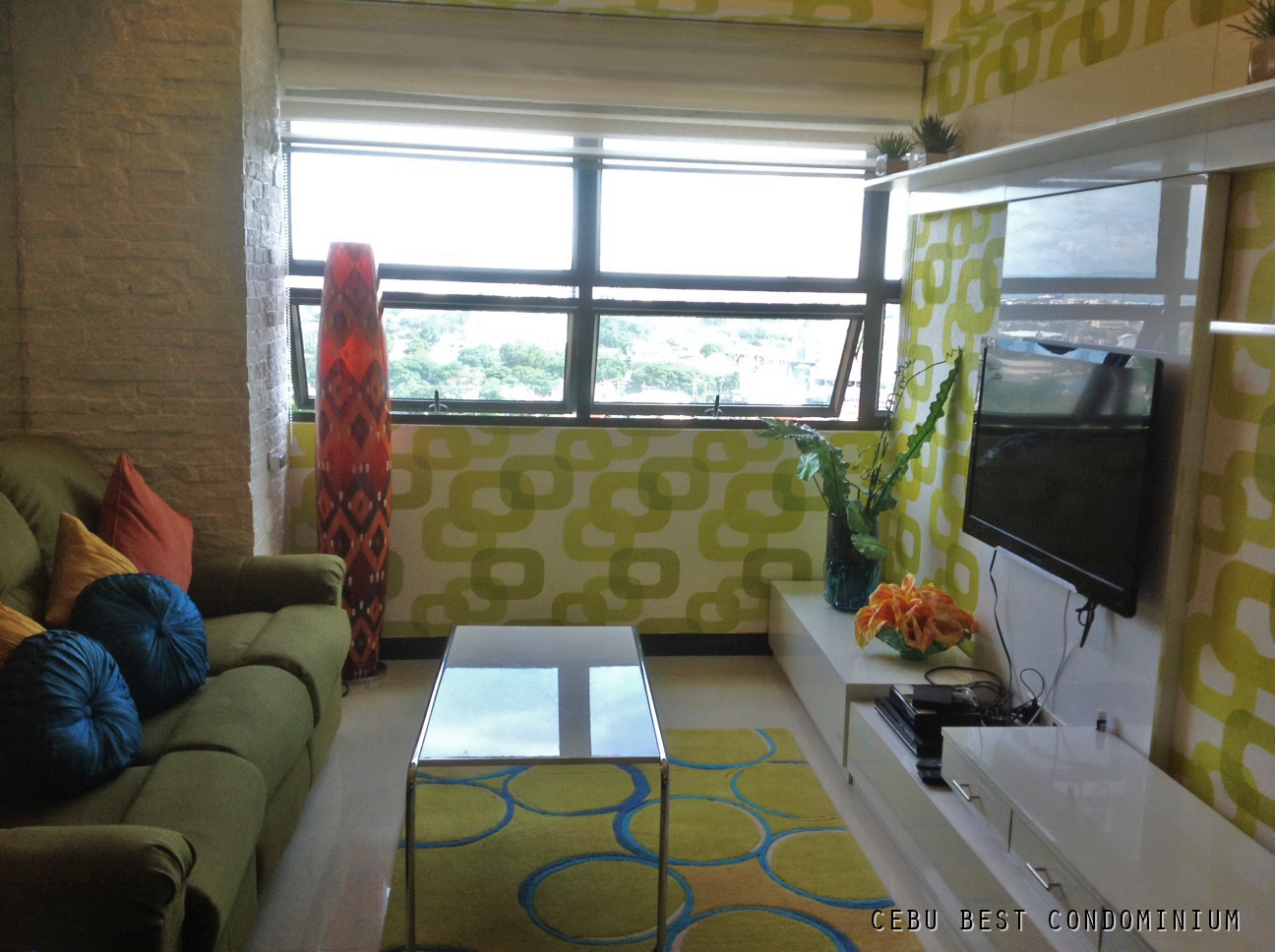 Avalon 2 Bedroom for sale living area