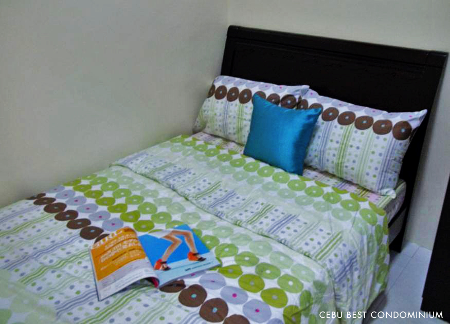 Residencia Edades Studio Unit Bed Room