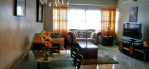 3 Bedroom Avalon Unit living room