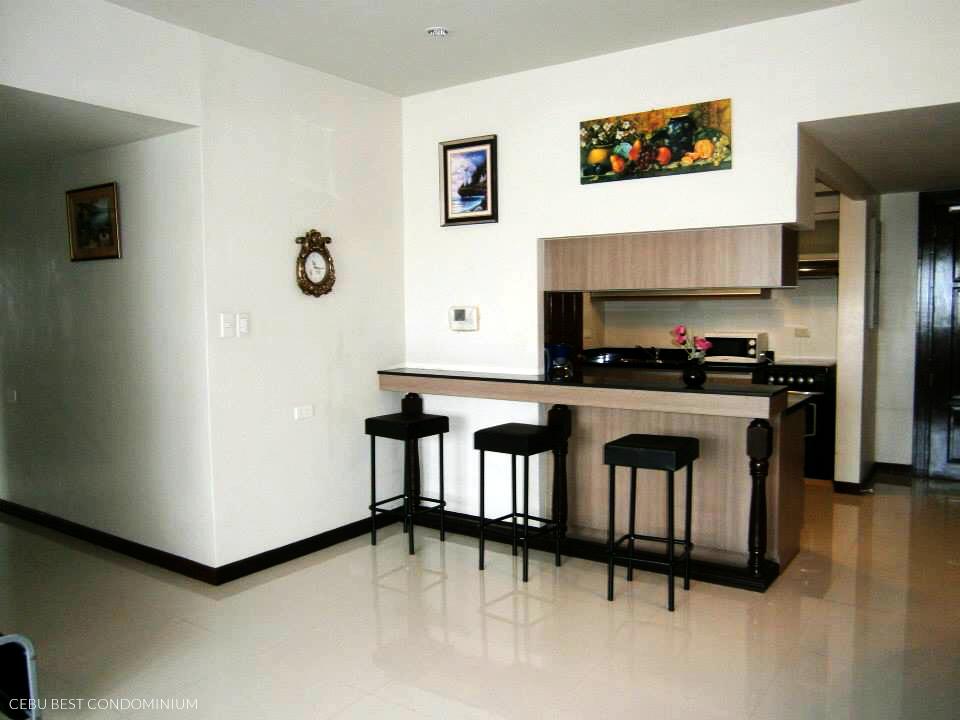 3 Bedroom Avalon Unit kitchen