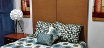 1 Bedroom Baseline Residence Bedroom
