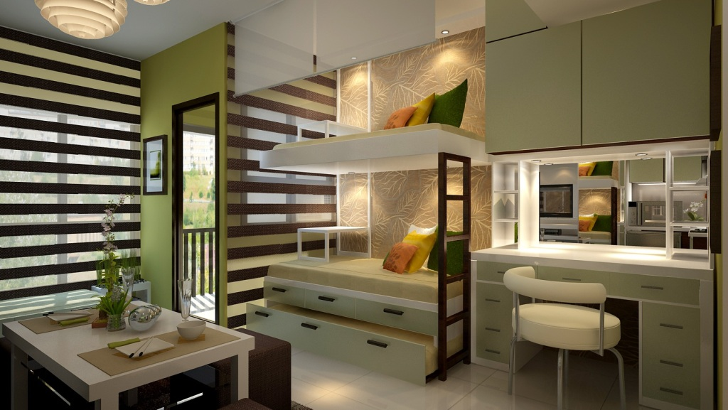 Tiny Home Designs: Cebu Best Condominium