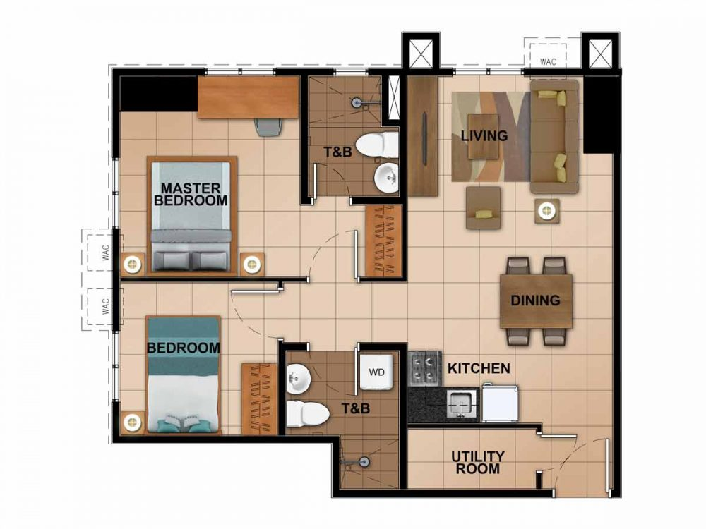 TOWER3-2BR